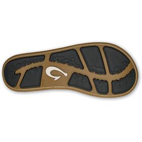 OluKai Nui Sandals Herre clay/clay